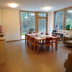 Ilse-Erl-Haus München, Innenansicht