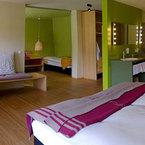 Abele Hotel & Cubes in Buchenberg - Hotelzimmer
