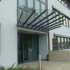 Abfallwirtschaftsbetrieb in Göppingen - Haupteingang