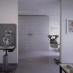 Augenambulanz Universitätsklinik Ulm - Behandlungszimmer