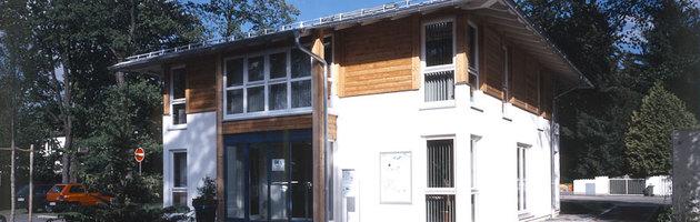 Bürogebäude in Grünwald