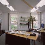 Innenansicht Büro - Bürogebäude in Grünwald