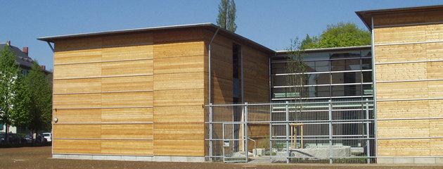 Robert Blum Grundschule in Frankfurt