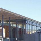 Kinder- und Jugendzentrum in Holzbauweise