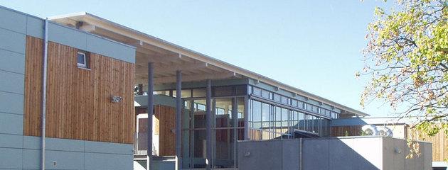 Kinder- und Jugendzentrum in Stuttgart-Hausen