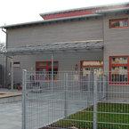 Haupteingang Kinderhaus Neuried