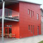 Fassade Kinderhaus Neuried