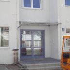 Eingang Laborgebäude - Klinikum rechts der Isar