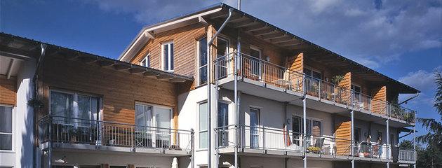 Mehrfamilienhaus in Grünwald