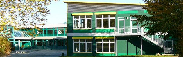 Hans-Leipelt-Schule (FOS/BOS) in Donauwörth