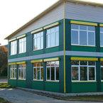 Hans-Leipelt-Schule in Donauwörth mit hohem Vorfertigungsgrad