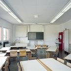 Klassenzimmer der Heinrich Kirchner Schule in Erlangen