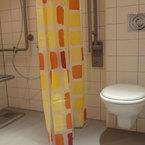 Senioren- und Pflegeheim Gut Schwaigwall in Geretsried - behindertengerechte sanitäre Einrichtung