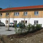 Senioren- und Pflegeheim Gut Schwaigwall in Geretsried - Aussenansicht