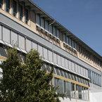 Welfen-Gymnasium in Schongau - 80 lfdm Gebäudeaufstockung in Holzsystembauweise
