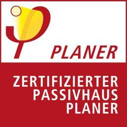 Zertifiziert  und eingetragen beim Passivhaus Institut Darmstadt