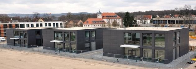3 Hörsaal- und Bürogebäude in Achaffenburg