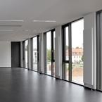 3 Hörsaal- und Bürogebäude in Holz-Hybridbauweise in Aschaffenburg-Lehrsaal
