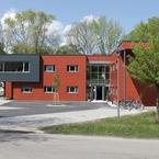 Eingangsbereich der Institutsambulanz