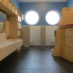 Kinderhaus in Herten-Waschraum