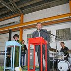 Bürgermeister Wolfgang Eurisch