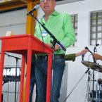 Geschäftsleiter Friedrich Nagel