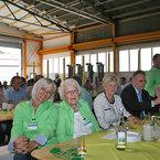 v.l.: Christine Machacek, Wilhelma Klein, Landtagsabgeordnete Angelika Schorer, stellvertr. Landrat Lars Leveringhaus