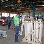 Vorbereitung Fenstereinbau