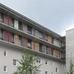 Aufstockung Wohnsiedlung in Darmstadt