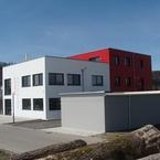 Hybridgebäude 3-geschossig