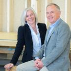 Christine Machacek und Friedrich Nagel
