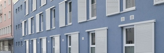 Wohnheim für minderjährige Flüchtlinge in München