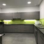 Kita Rosstal in Hybridbauweise - Küche