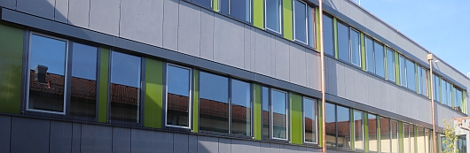 Erweiterung Alemannenschule in Hüttlingen