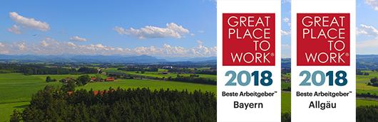 SÄBU Holzbau GmbH zählt zu Bayerns besten Arbeitgebern