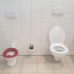 WC Kinderkrippe