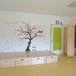 Kita als Holz-Hybridbau - Gruppenraum